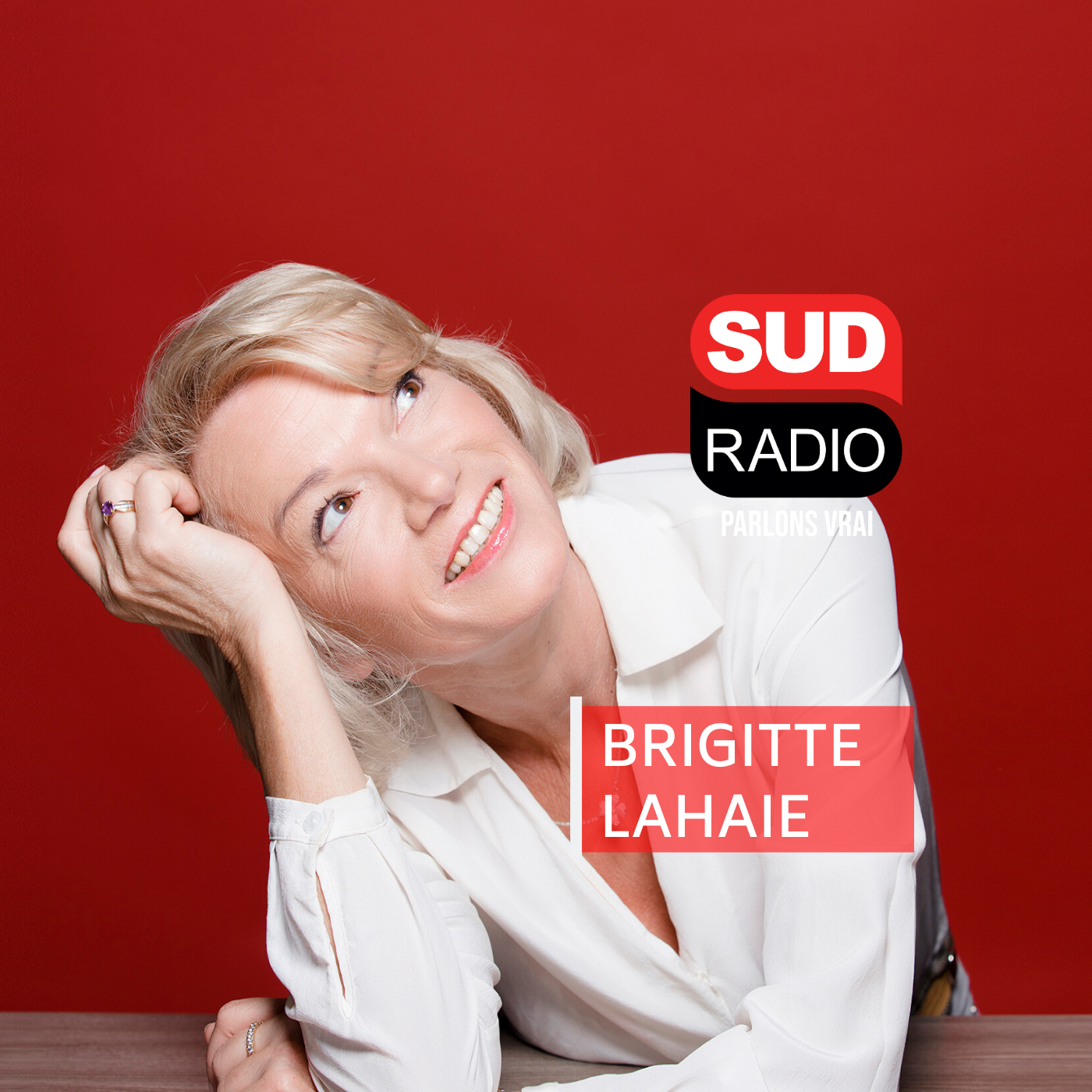 Image 1: Brigitte Lahaie Sud Radio