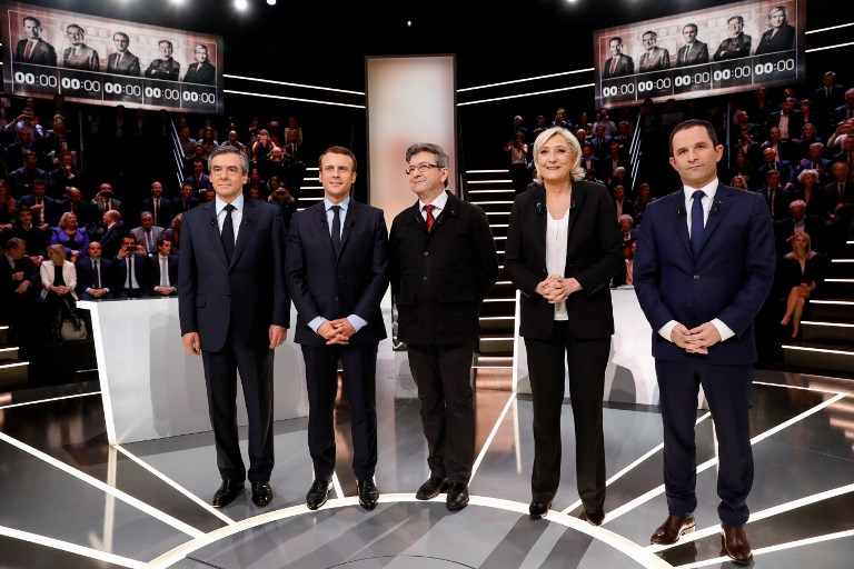 Les candidats ont tous révélé leur patrimoine (©Patrick Kovarik)
