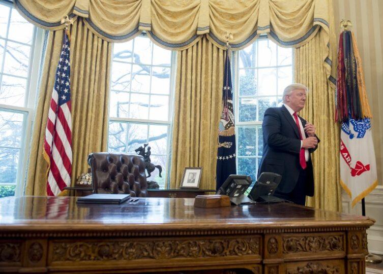 Donald Trump ©SAUL LOEB - AFP