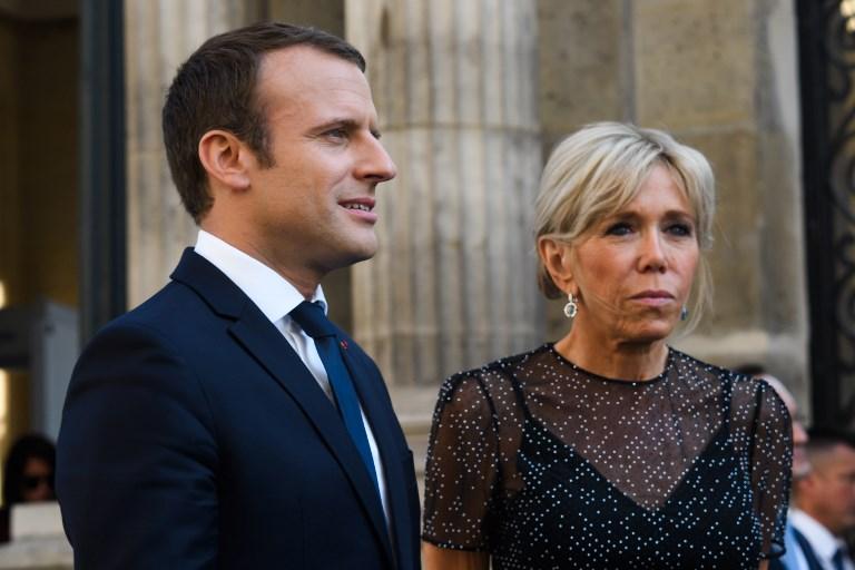 """Une """"charte de transparence"""" pour clarifier le rôle de Brigitte Macron"""