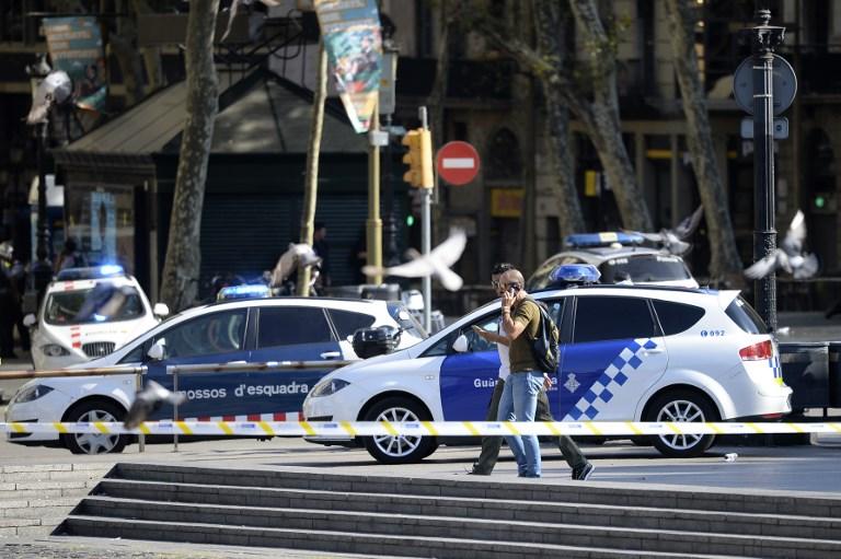 """Attentats en Espagne: La cellule jihadiste """"démantelée"""""""