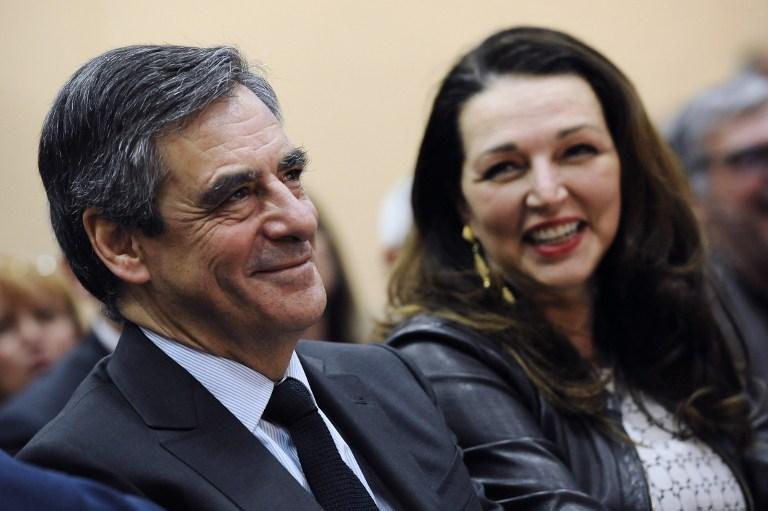 François Fillon et Valérie Boyer (©FRANCK PENNANT - AFP)
