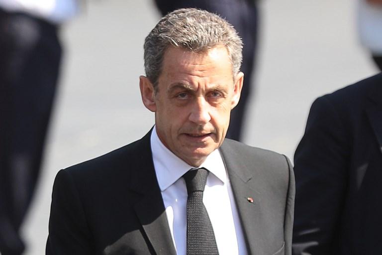 Nicolas Sarkozy (©VALERY HACHE - AFP)