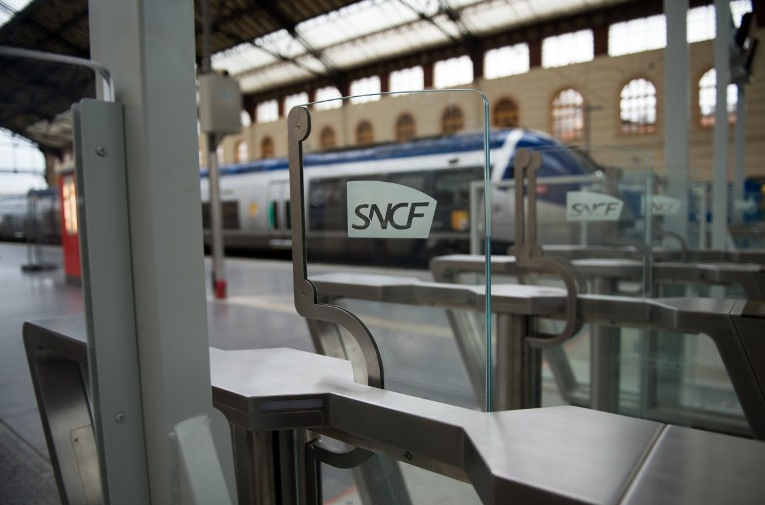 SNCF © Bertrand Langlois - AFP