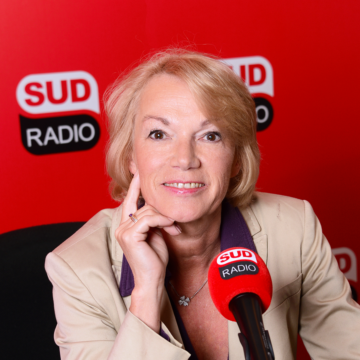 Brigitte Lahaie, tous les jours sur Sud Radio