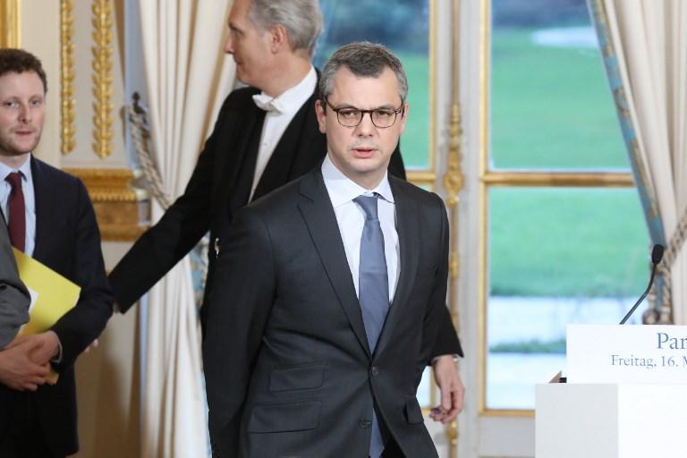 Alexis Kohler, secrétaire général de l'Élysée (©LUDOVIC MARIN - POOL AFP)