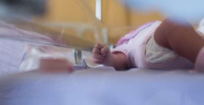 Bébé maternité (©Fred Dufour - AFP)