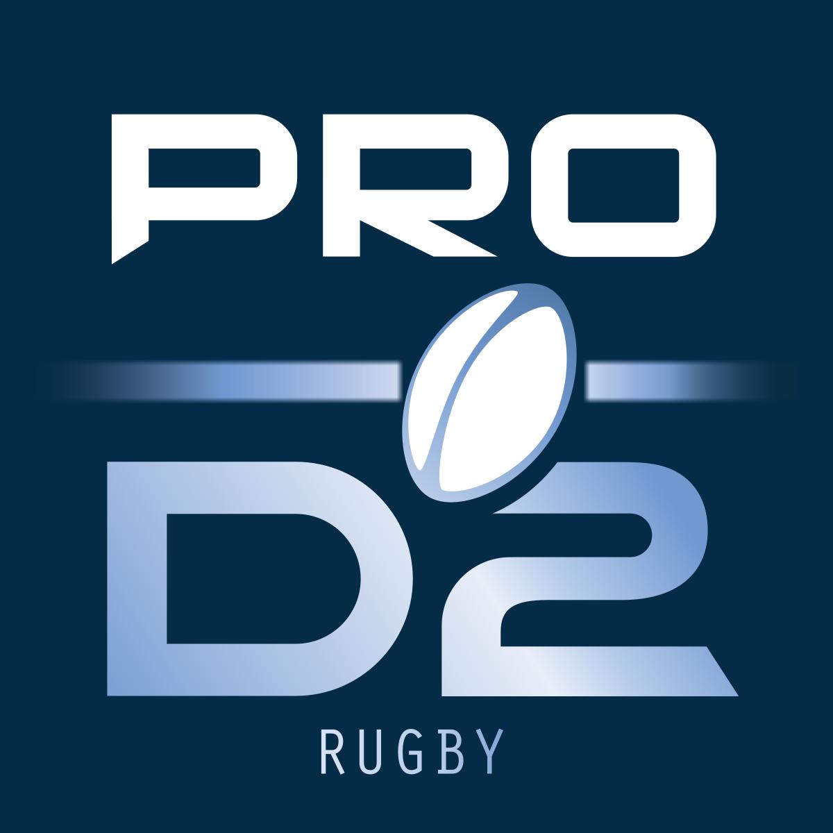 <b>Rugby</b> - <b>Pro D2</b> - J26 : Les résultats de vendredi