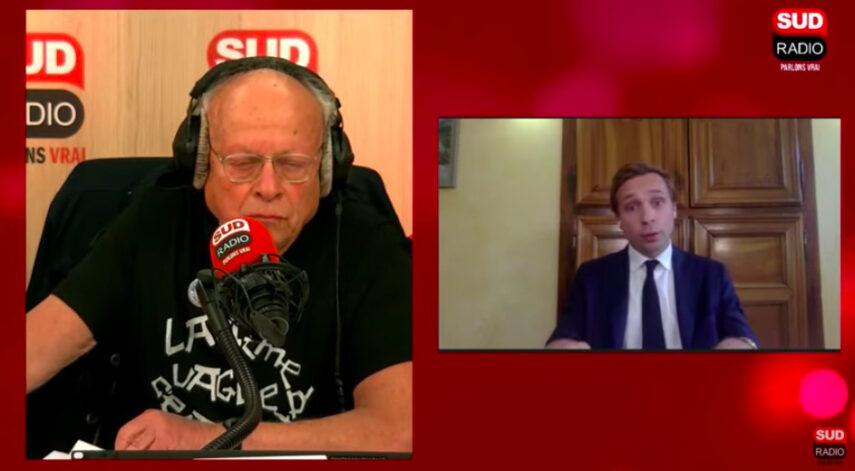 Coup de gueule d'Antoine Valentin - « Les administrés n'ont pas à jouer le rôle du gouvernement ! »