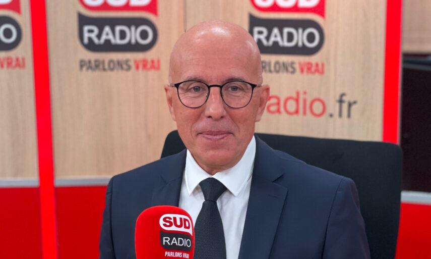 Éric Ciotti présidentielle