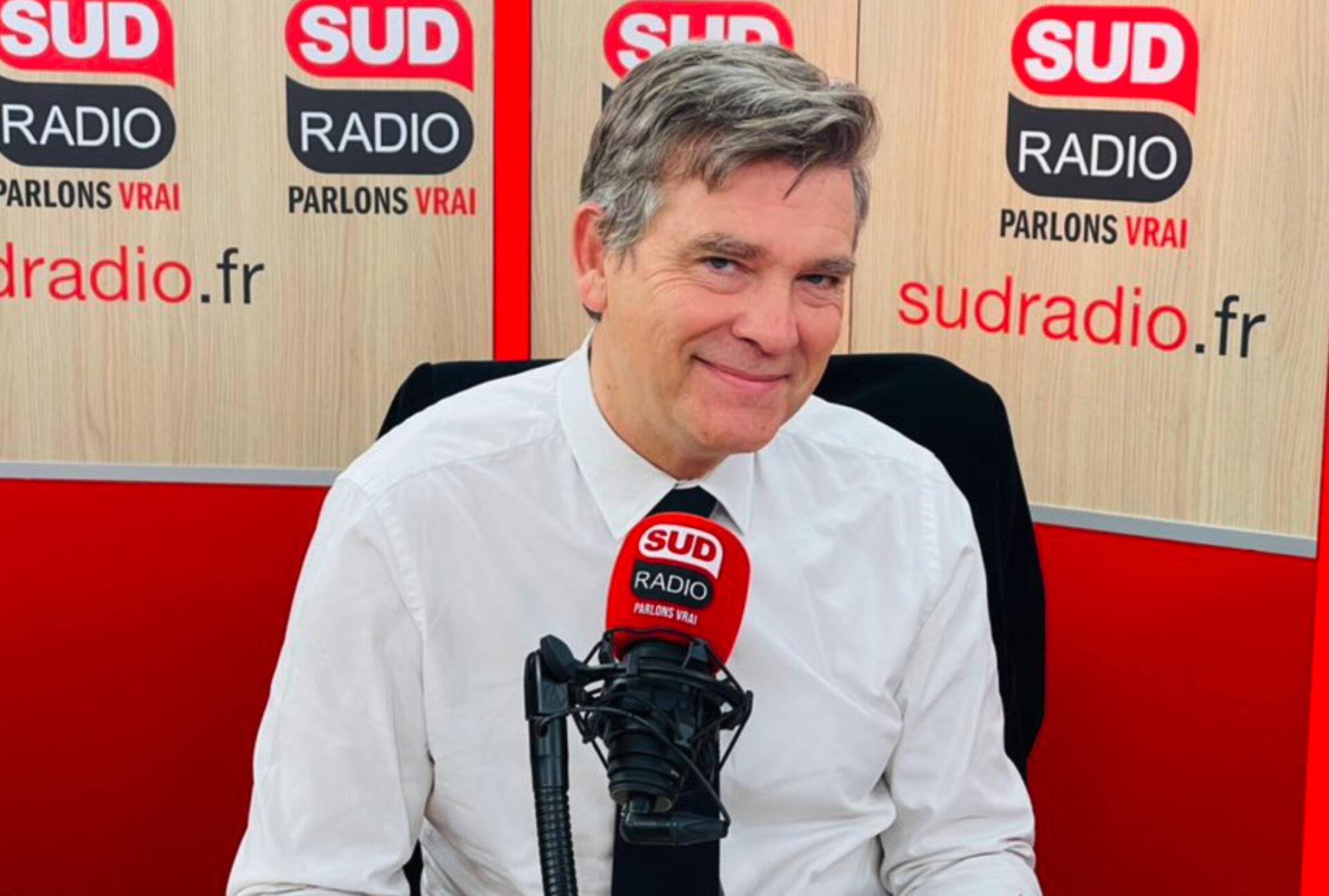 Arnaud Montebourg candidat présidentielle
